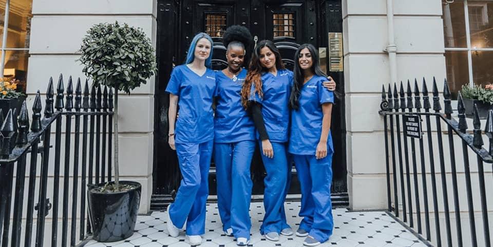 Cool Clinic Team